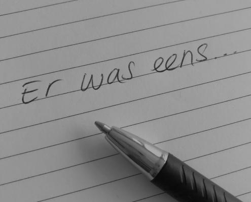 Er was eens... het story-spine principe