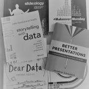 Mijn boeken over data storytelling - Buro Flamingo