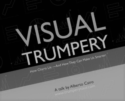 Visual Trumpery Tour Alberto Cairo